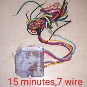 [SCHEMATICS_4UK]  Whirlpool Semi Automatic Washing Machine Timer 15 min 4 wire 6112 –  Spoorthy Groups | Onida Washing Machine Wiring Diagram |  | Spoorthy Groups